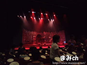 ドラムストラック 舞台