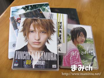 DVD・写真集